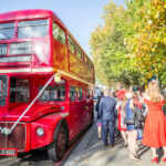 Classic Wedding bus London