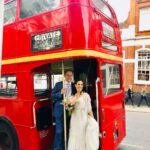 Wedding bus hire London
