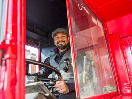 Routemaster Bus Driver