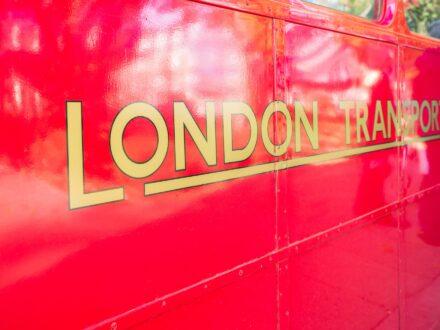 Routemaster Bus London Transport