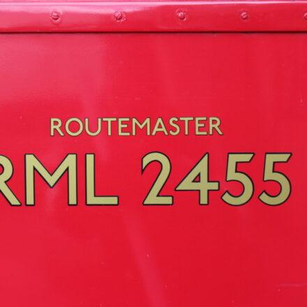 Rentaroutemaster RML 2455