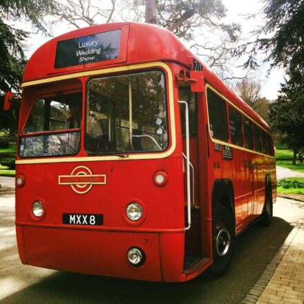 Regal Single Decker bus outside