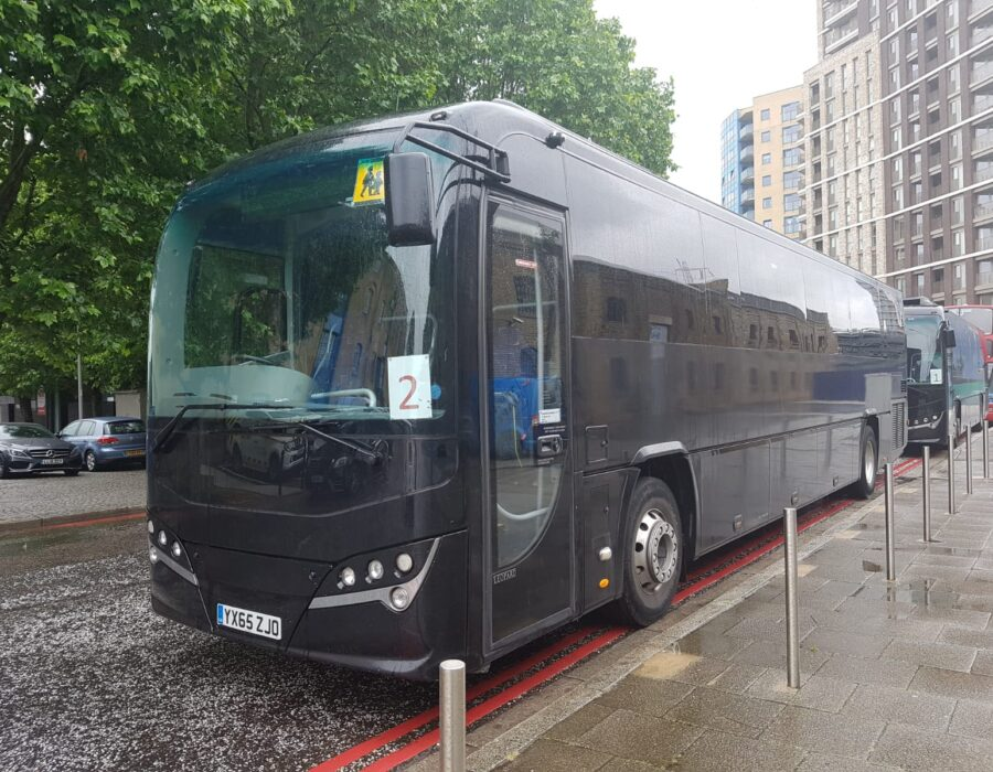 Black Coach Hire